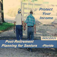Florida - Post-Retirement Planning for Seniors (INSCE031)