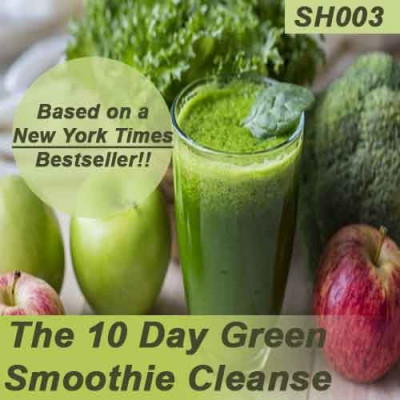 The 10-Day Green Smoothie Cleanse